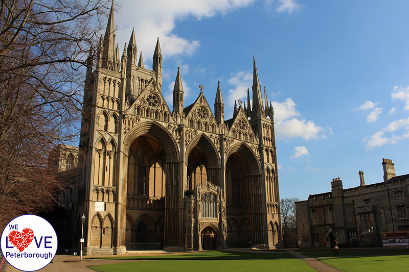 Places to Visit In Peterborough : Peterborough Cathedral