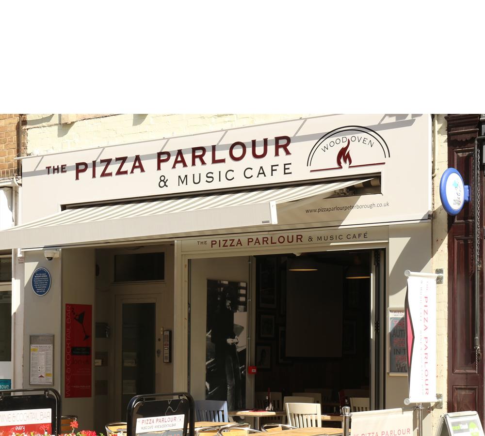 Pizza Parlour We Love Peterborough
