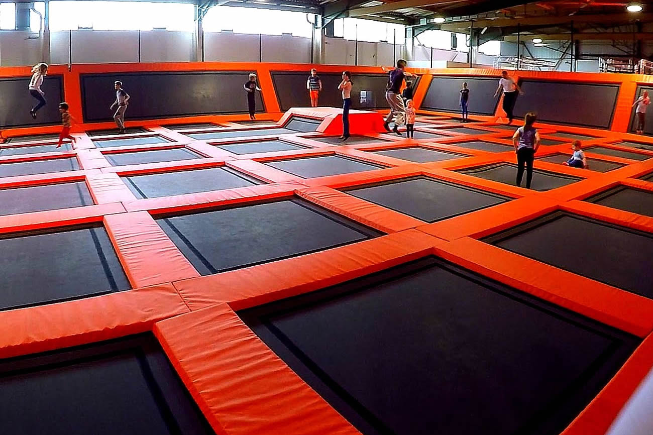 Things to do in Peterborough: Bounce Trampoline Park - We Love Peterborough
