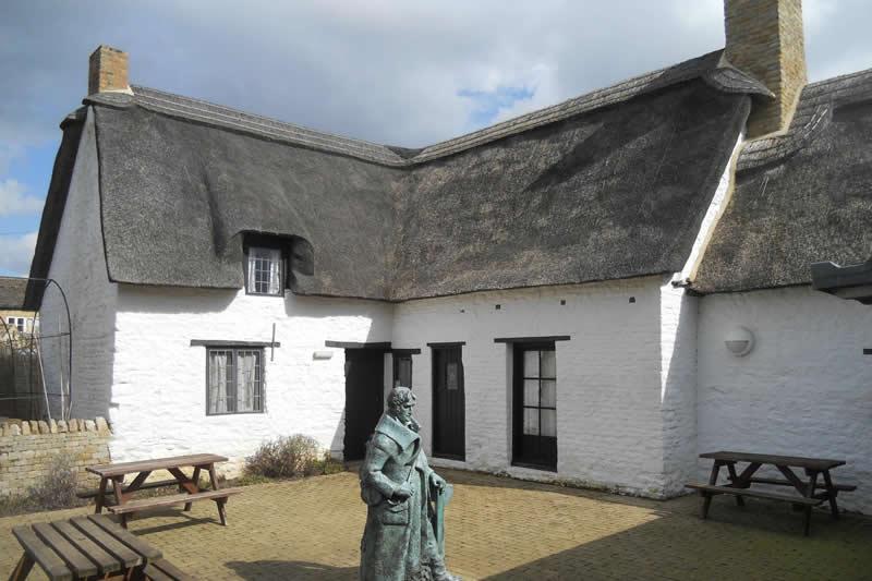 Places to visit in Peterborough: John Clare's Cottage - We Love Peterborough