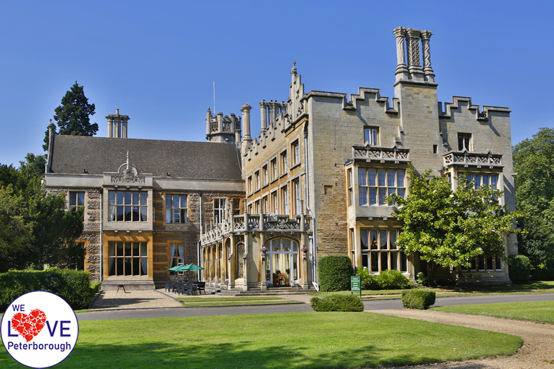 Places to Stay in Peterborough: Orton Hall Hotel - We Love Peterborough