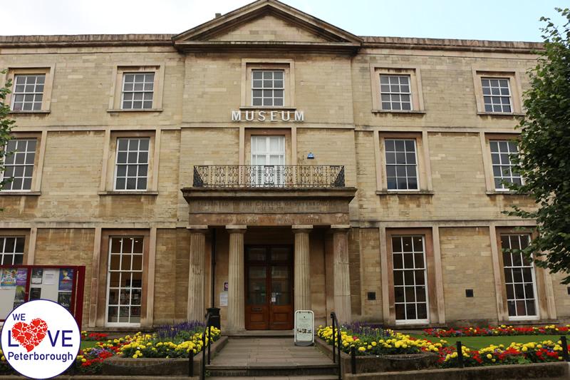 Places to visit in Peterborough: Peterborough Museum - We Love Peterborough