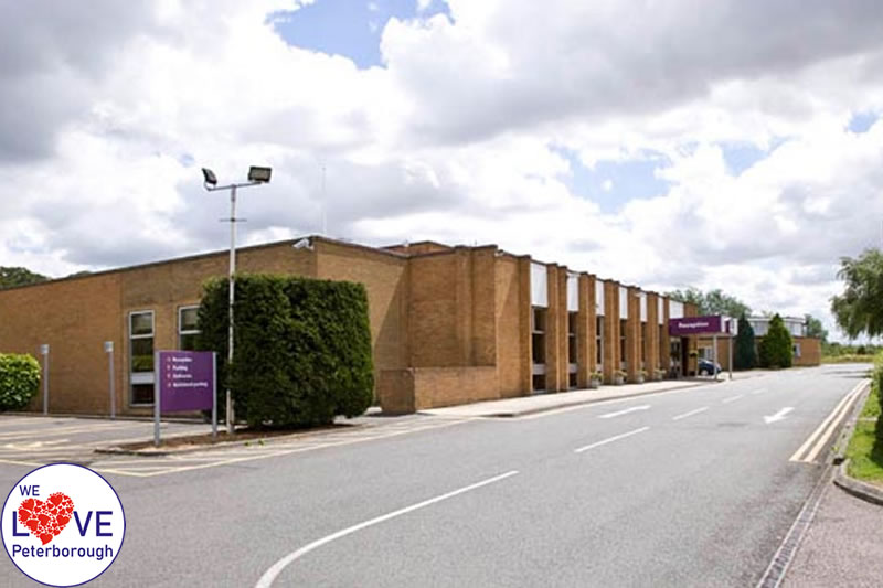 Places to Stay in Peterborough: Premier Inn - We Love Peterborough