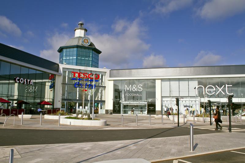 Where to shop in Peterborough: Serpentine Green - We Love Peterborough