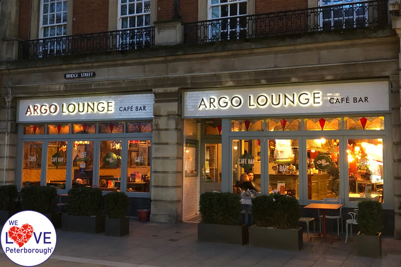 Places to eat in Peterborough: Argo Lounge - We Love Peterborough
