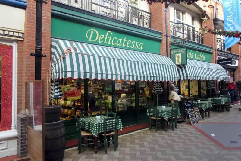 Places to eat in Peterborough: Fratelli - We Love Peterborough