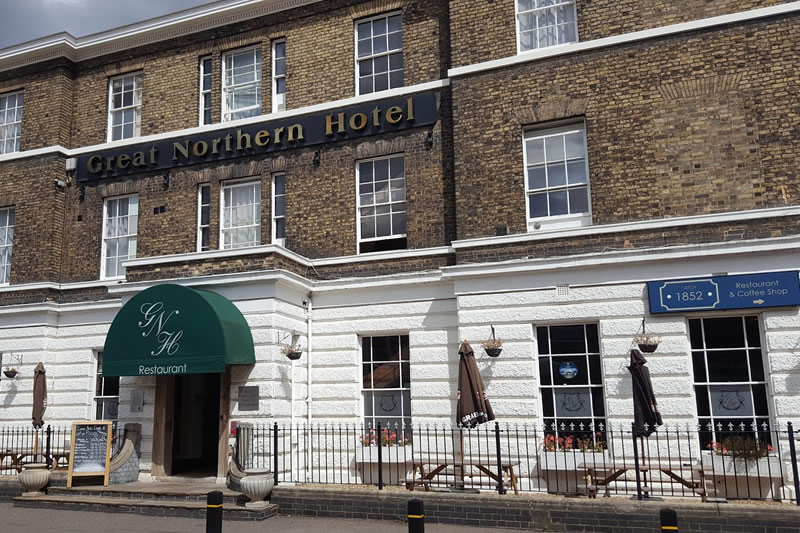 Places to Stay in Peterborough: Great Northern Hotel - We Love Peterborough