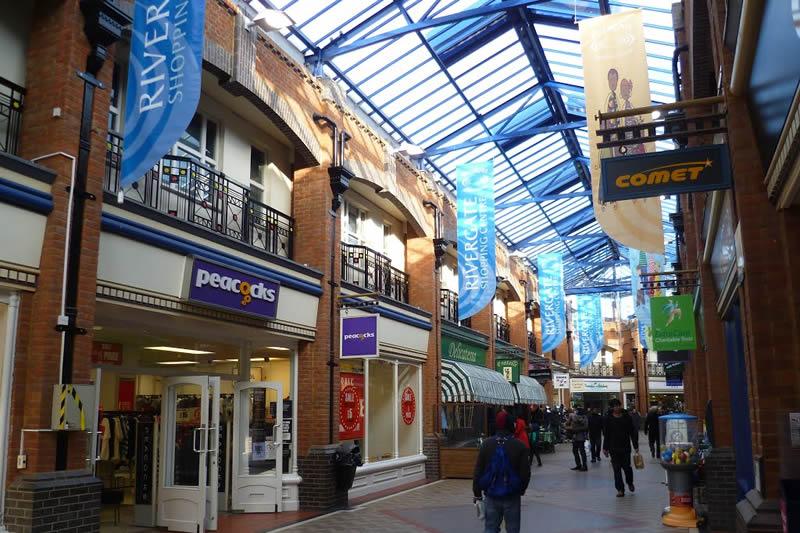 Places to Shop in Peterborough: Rivergate - We Love Peterborough