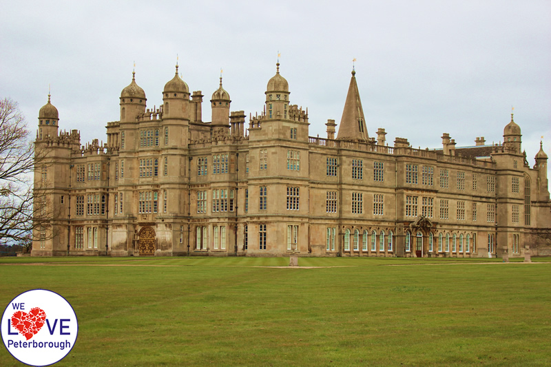 Places to visit in Peterborough: Burghley House - We Love Peterborough