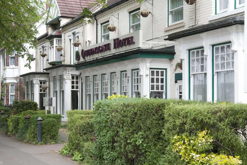 Places to Stay in Peterborough: Queensgate Hotel - We Love Peterborough