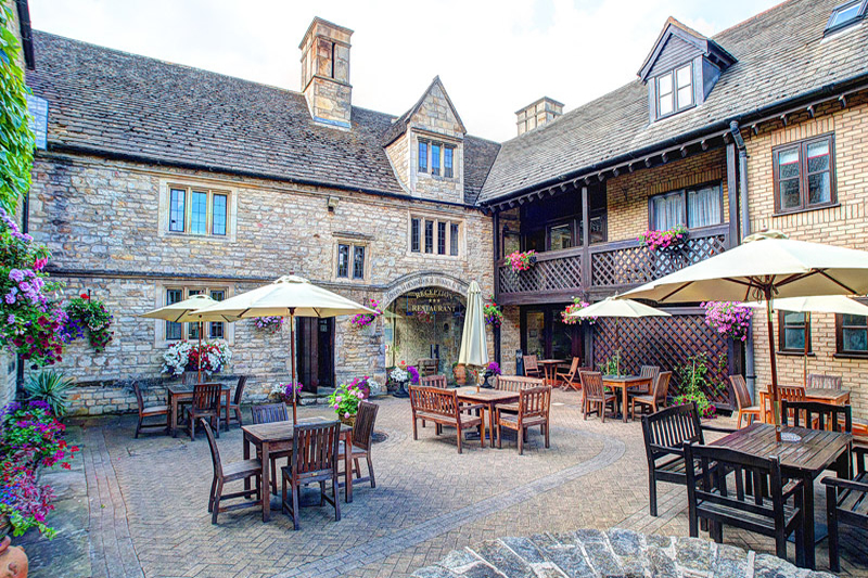 Places to Stay in Peterborough: The Bell Inn at Stilton - We Love Peterborough