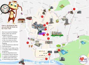 Ernie's Clock Trail - We Love Peterborough