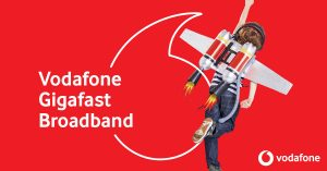 Get Vodafone Gigafast Broadband to your home - We Love Peterborough
