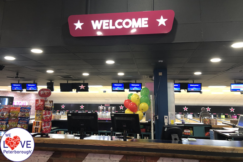 Things to do in Peterborough - Hollywood Bowling - We Love Peterborough