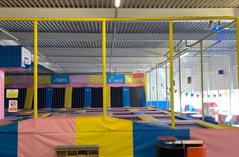Things to do in Peterborough: Boundless Fun Trampoline Park - We Love Peterborough