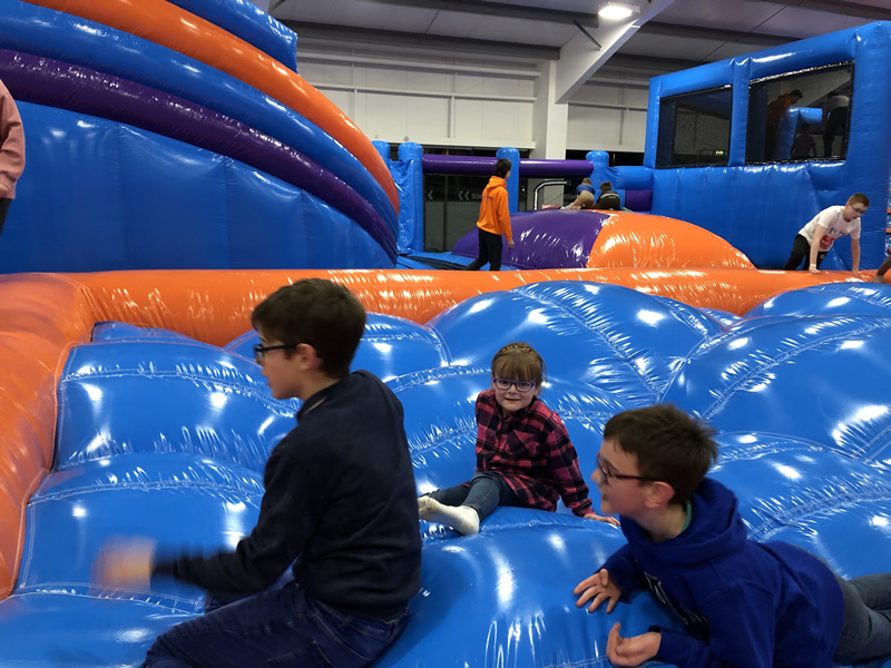 Things to do in Peterborough - Inflata Nation - We Love Peterborough