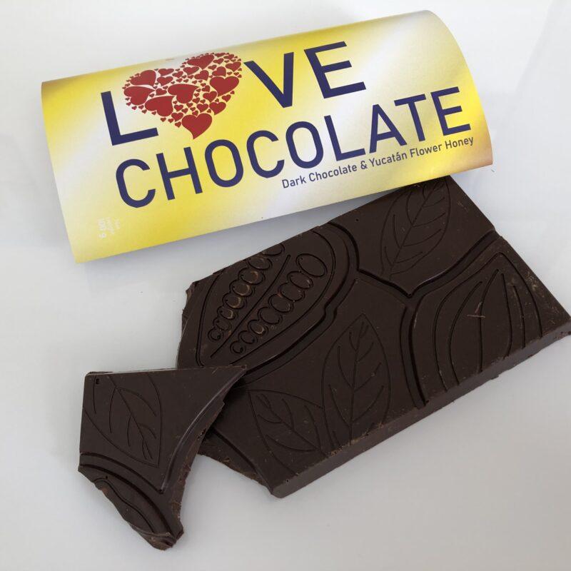 Love Chocolate - Dark with Yucatan Flower Honey