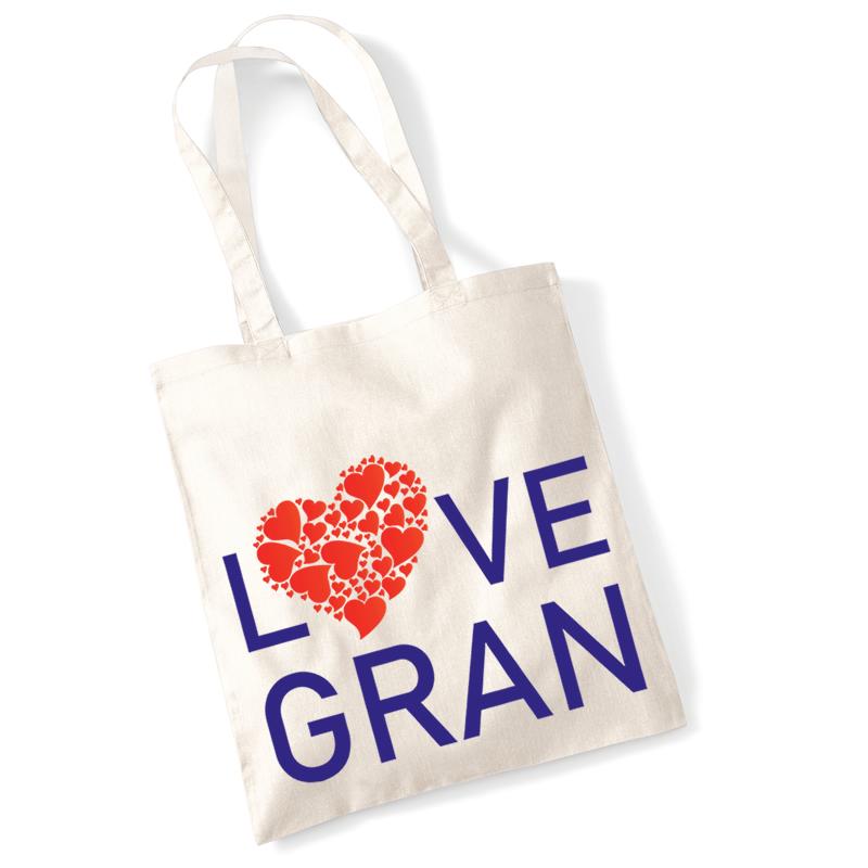 Love Gran Shopping Bag