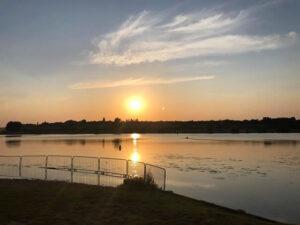 Angela Fasulo - Boating Lake Ferry Meadows