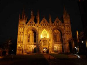 Daniel Williams (9) - Peterborough Cathedral
