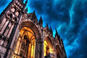 Karen Ip - Peterborough Cathedral