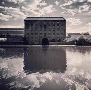 Sharmaigne Watson - Old Mill on the Embankment