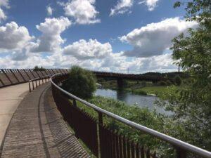 Robin How - Millennium Bridge